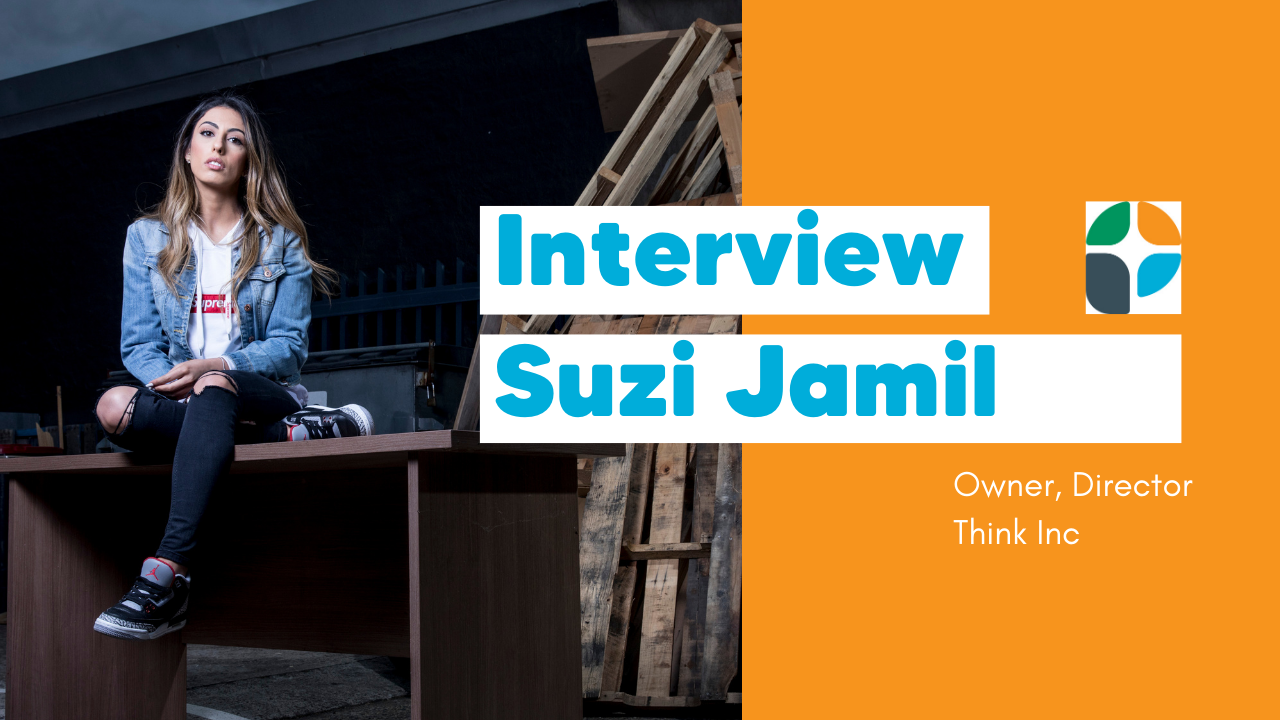 Interview With Suzi Jamil